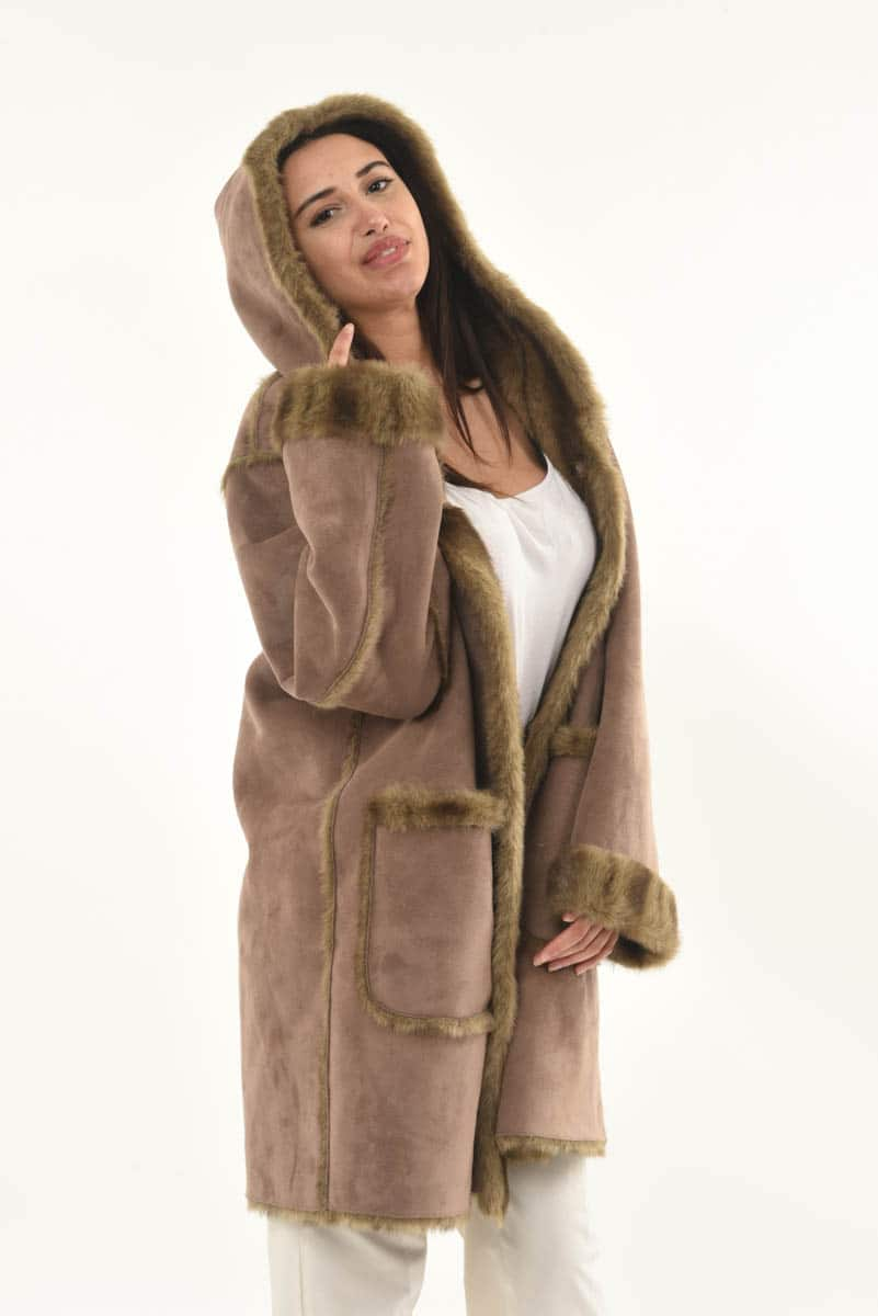 7dbffc1d1918 Py Reversible Faux Mink Coat By Luxe Ey Get Yours At Paulayoung